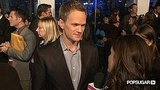 Video of Neil Patrick Harris Talking About His Twins and New Year's Resolutions at the 2011 People's Choice Awards