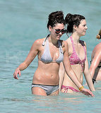 Pictures of Eliza Doolittle In A Bikini in Barbados