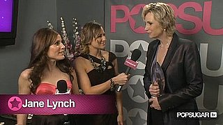 Video: Jane Lynch Talks Britney Spears, Glee Guest Stars, and Sue Sylvester's Inspiration!