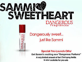 Sammi Sweetheart Gets Her Own Perfume