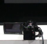 Sony Projector Handycam at CES