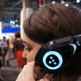 Pictures of the Tron Legacy Beats Headphones