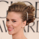 Scarlett Johansson at 2011 Golden Globes