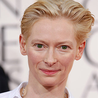 Tilda Swinton at Golden Globes 2011 2011-01-16 18:00:09