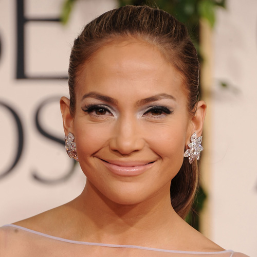 Jennifer Lopez at 2011 Golden Globes