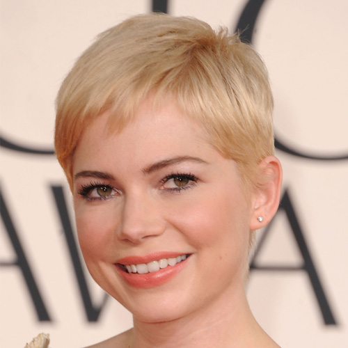 Michelle Williams 2011 Golden Globes: Makeup Tutorial