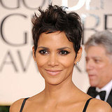 Halle Berry at Golden Globes 2011