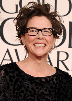 Annette Bening Wins the Golden Globe For Best Actress, Musical or Comedy
