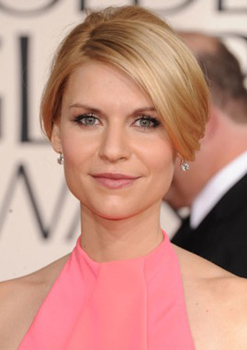 Claire Danes Wins Best Actress in a Series, Miniseries, or Motion Picture Made For Television