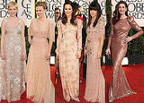 Pictures of All the Ladies on 2011 Golden Globes Red Carpet