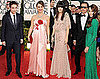 Pictures from 2011 Golden Globe Awards Red Carpet Including Brad Pitt, Angelina Jolie, Natalie Portman, Robert Pattinson