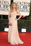 Pictures of Dianna Agron on the Red Carpet Wearing J. Mendel to the 2011 Golden Globes 2011-01-16 15:57:16