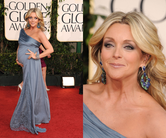 Jane Krakowski at 2011 Golden Globe Awards
