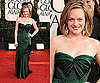 Elisabeth Moss at 2011 Golden Globe Awards