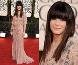Sandra Bullock at 2011 Golden Globe Awards