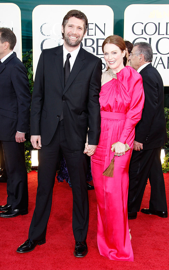 Julianne Moore and Bartholomew Freundlich