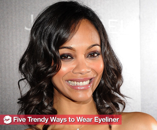 5 Trendy, Easy Ways to Wear Eyeliner