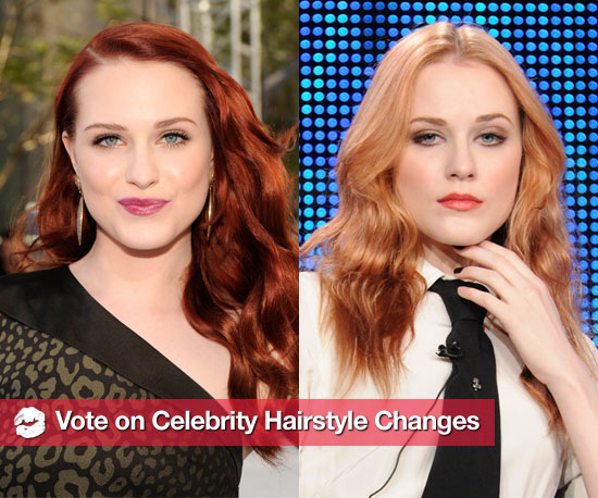 5 Stars, 5 Hairstyle Changes: Vote on Your Favorites Now