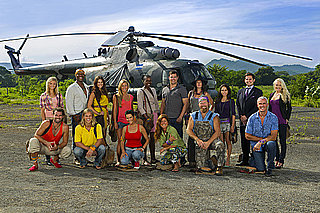 Survivor: Redemption Island Full Cast List