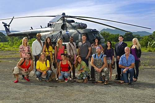Meet the Castaways of Survivor: Redemption Island!