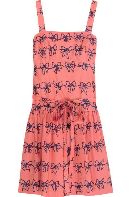 Marc by Marc Jacobs Bow-Print Sundress ($185, originally $370)