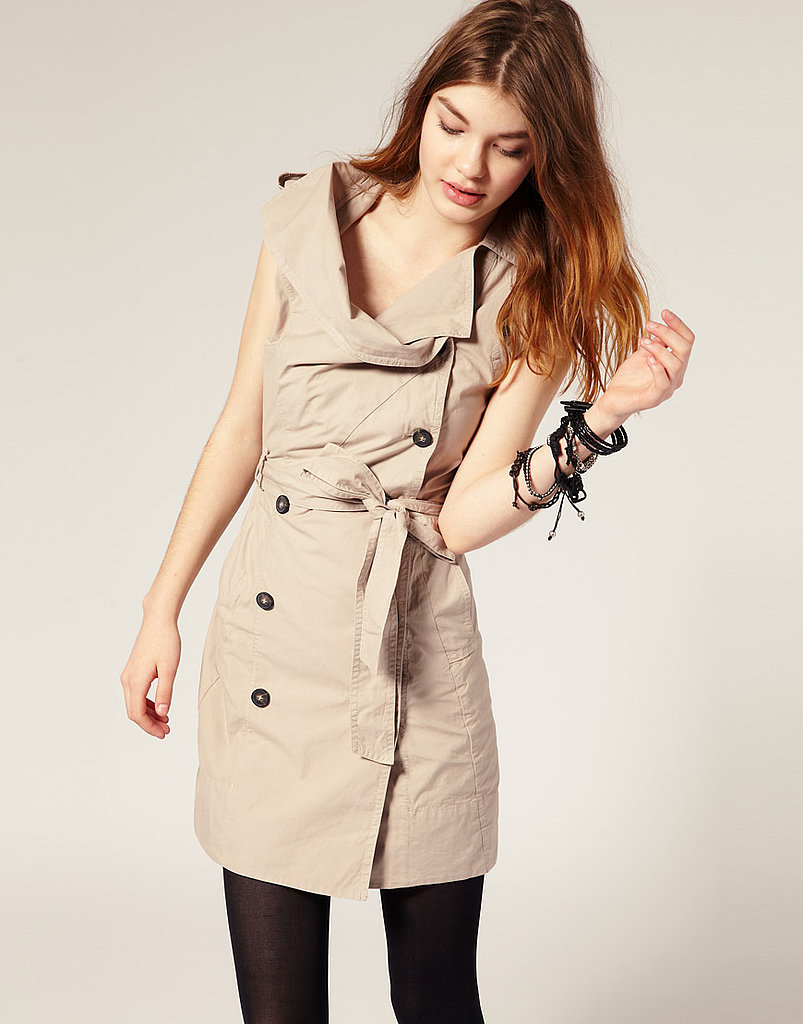 All Saints Anais Trench Dress ($81, originally $164)