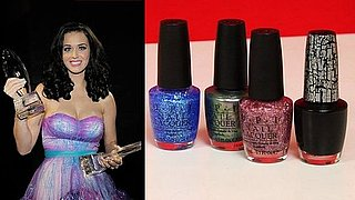 Katy Perry OPI Black Shatter Nail Polish Review