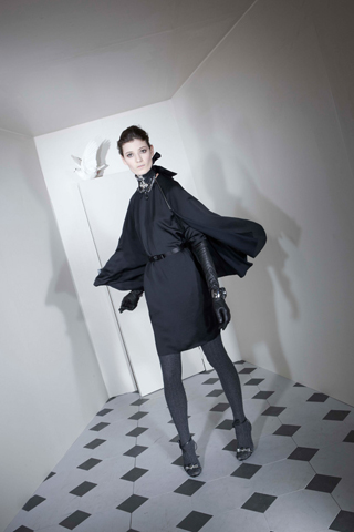 Lanvin's Pre-Fall 2011 Collection Focuses on Daytime Decadence