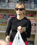 Bride-to-Be Reese Witherspoon Focuses on Health and Fitness