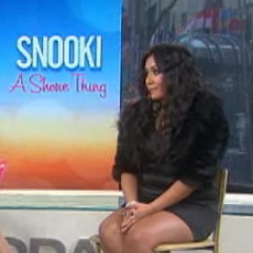 Video of Snooki on Today Show
