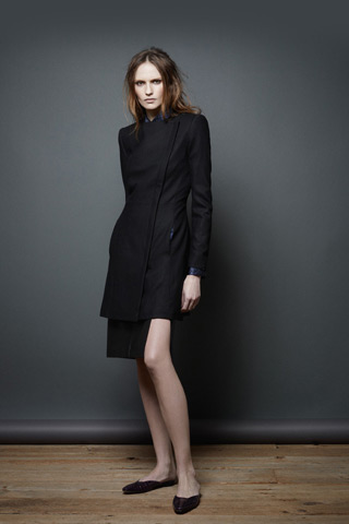"Mary-Kate and Ashley Olsen ""Had a Lot of Fun with Skins and Fur"" for The Row's Pre-Fall 2011 Collection"