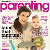 Kourtney Kardashian's Quotes From Parenting Magazine