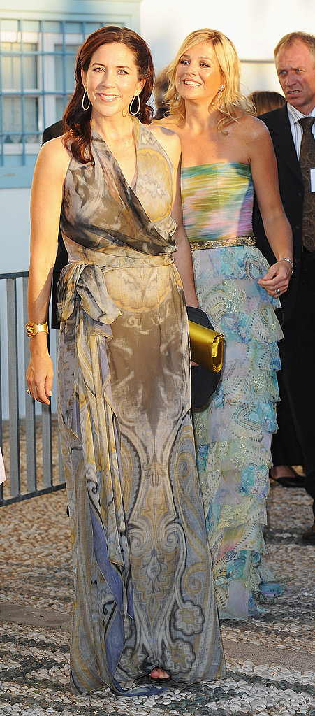 Princess Mary: Wedding of Prince Nikolaos and Tatiana Blatnik 2010