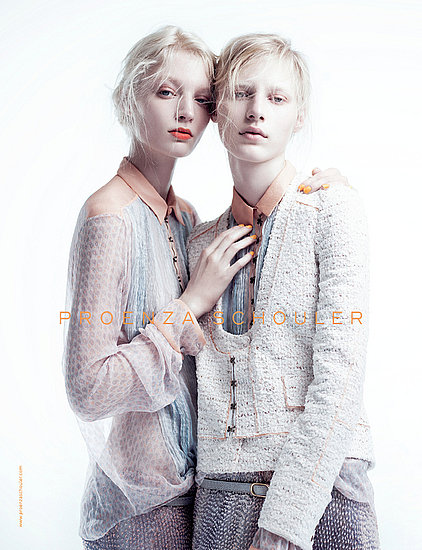 Spring 2011 Ads Galore — A First Look at Proenza Schouler's Bunch, Plus A New Gisele Bundchen-Balenciaga Image