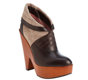 Derek Lam Daphne Wedge Boots ($319, originally $790)