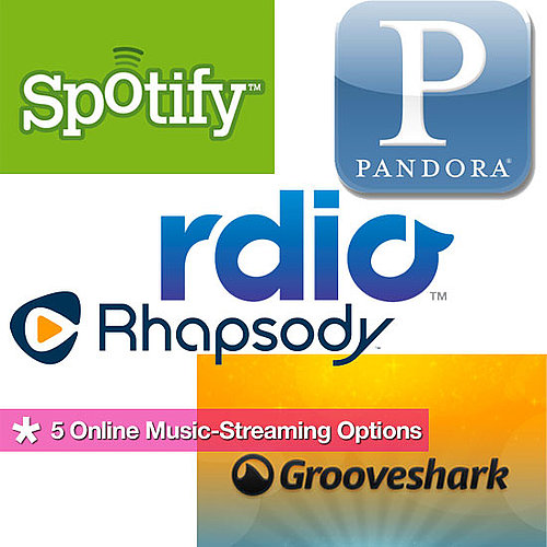 Online Music Streaming Sites and Services 2011-01-13 14:00:07