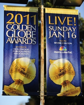 2011 Golden Globes Livestream