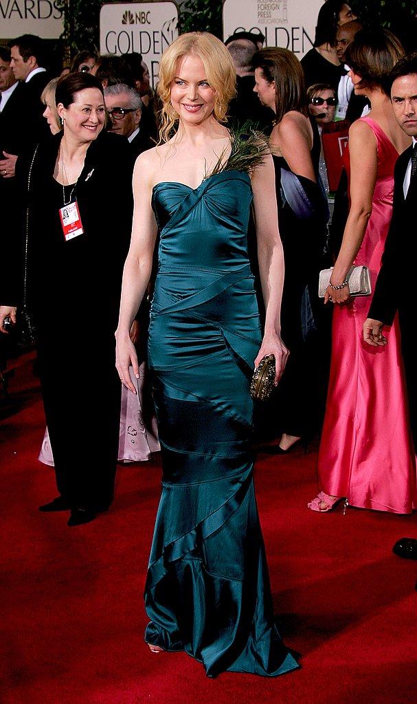 Nicole Kidman in Gucci in 2005.