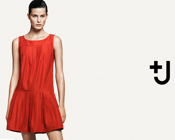 A Look at Jil Sander's Spring 2011 +J Collection for Uniqlo