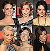 Updos at the 2011 Critics' Choice Awards