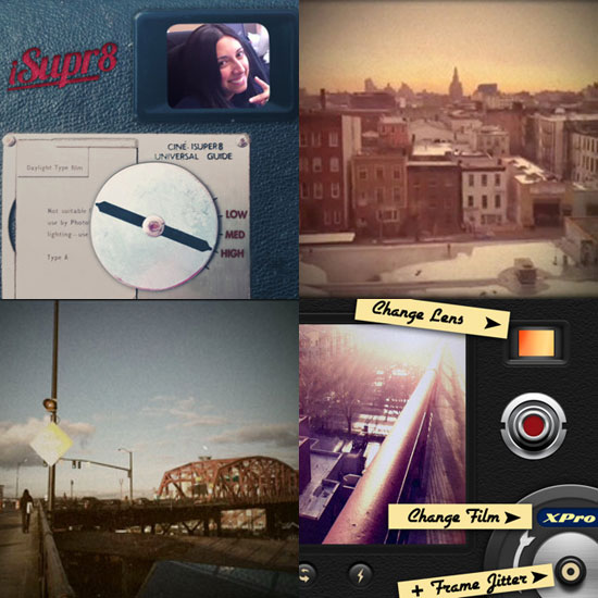 Super 8 Video Apps