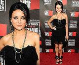 Mila Kunis at 2011 Critics' Choice Awards