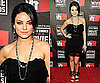 Mila Kunis at 2011 Critics&#039; Choice Awards 2011-01-14 17:38:45