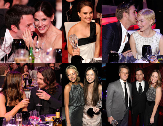 Pictures of Ben Affleck, Jennifer Garner, Ryan Gosling, Natalie Portman at 2011 Critics' Choice Awards 2011-01-15 23:00:21