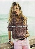 Gisele Bundchen for Isabel Marant