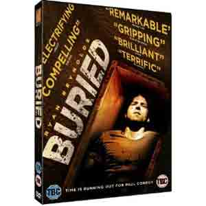 New DVD Releases For Jan. 18 Include Buried, Jack Goes Boating, and Takers