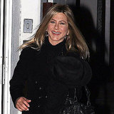 Jennifer Aniston Enjoys a Night of Beauty Instead of the Globes