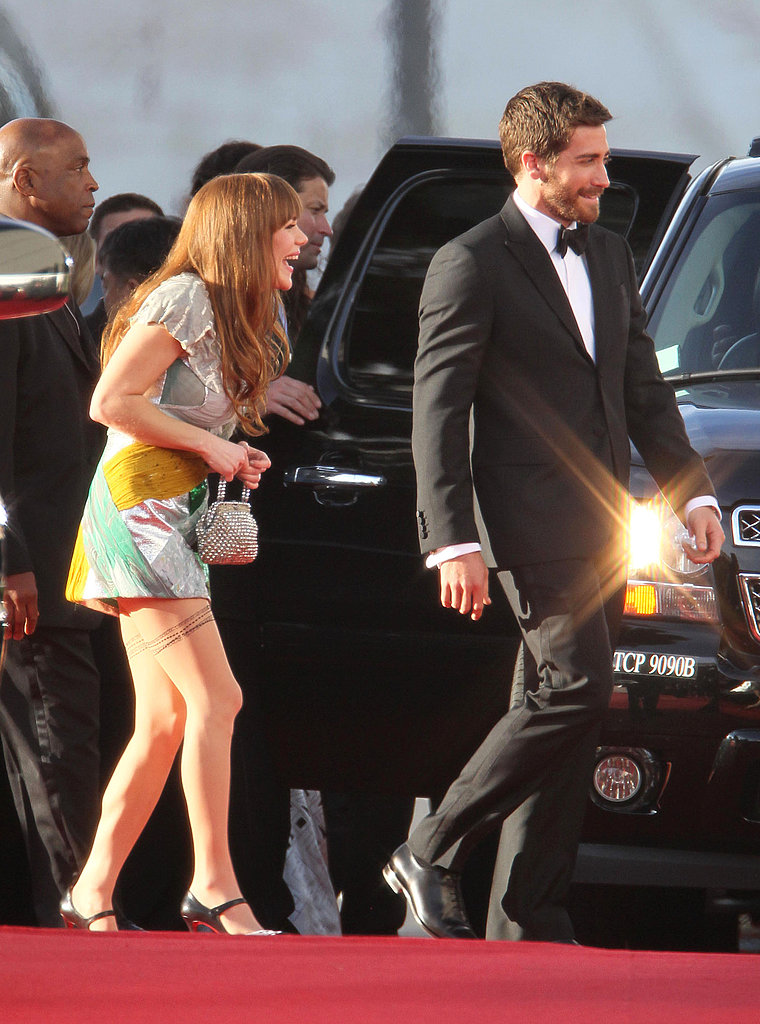 Jake Gyllenhaal Brings His Ex, Troop Beverly Hills Star Jenny Lewis, as Golden Globes Date!