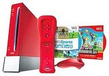 Red Wii Bundle ($200)