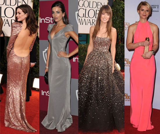 Golden Globes 2011: the red carpet | Fashion | The Guardian
